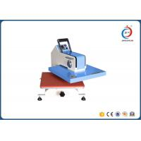 Wholesale Manual Swing Away Heat Press Type T Shirt Heat Transfer Machine CE Approved from china suppliers