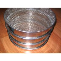 Wholesale Test Sieve, Coarse Test Sieve, Fine Test Sieve, SS Frame Test Sieve from china suppliers
