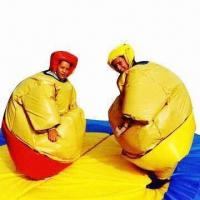 Wholesale Inflatable Sumo Suits, Sales Promotion, Advertising and Party Use, Perfect for Gift from china suppliers