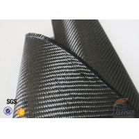 "Wholesale 39"" Carbon Fiber Cloth Silver Coated Fabric Engineering Reinforcement 3K 200g from china suppliers"