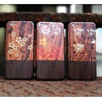 Wholesale Wooden Phone Case Iphone 5 , IPhone 6 S Bamboo Iphone Covers Case With Multiple Colors from china suppliers