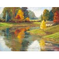 China Handmade Impressionism Oil Painting On Canvas on sale