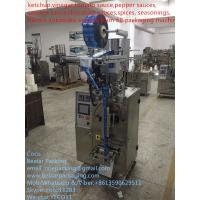 Wholesale vinegar packaging machinery ,vinegar vertical packing machine from china suppliers