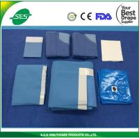 Wholesale High Quality Disposable Surgical Orthopedic Drape Pack/Set from china suppliers