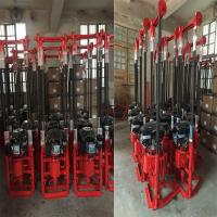 Wholesale Soil drilling equipment/ Bore well drilling machine for sale/ Water well drilling and rig machine from china suppliers