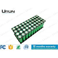 Wholesale Custom Lithium Iron Battery Pack For Golf Car 12V 20Ah , 220x80x75mm from china suppliers