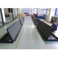 Wholesale PH5 led destination boards for buses , 120° Horizontal and Vertical Viewing Angle from china suppliers
