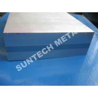 Buy cheap A1050 / C1020 Multilayer Copper Aluminum Stainless Steel Clad Plate for Transitional Joint from wholesalers