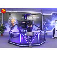 Wholesale 9Dvr Cinema Standing Shooting Htc Vive Shopping Mall Vr Amusement Game Machine from china suppliers