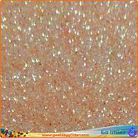 Wholesale High quality Rainbow glitter powder for decoration, nail art, cosmetic, printing, textile etc. from china suppliers