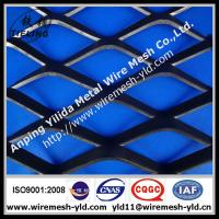 Wholesale 3.0mm mild steel,45*135mm opening hole expanded metal sheet,expanded wire mesh from china suppliers