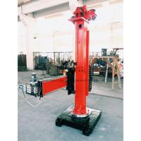Wholesale Manual Pipes Column And Boom Welding Manipulators 360°Column Rotate from china suppliers