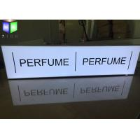 Wholesale Frameless Aluminum LED Light Box Lighted Poster Frame For Perfume Sign from china suppliers