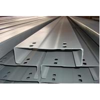 Wholesale C Z Section Galvanised Steel Purlins Roll-formed From Hi-Tensile Steel Strip from china suppliers