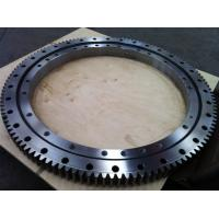 Wholesale Amusement Equipment Turntable Bearing , OEM Slewing Bearing Parts , Rotary Bearing from china suppliers