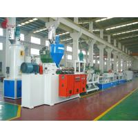 Wholesale Hydraulic net changer PET Strap Production Line 150KW 60 - 70kg/h from china suppliers