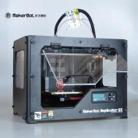 Wholesale High precision desktop makerbot replicator 2x 3d printer machine from china suppliers