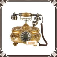 Wholesale High Quality for Euro Top-end Market Antique Decorative Corded Telephone TL0227 from china suppliers