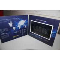 Wholesale USB port Magnetic switch LCD video card , business LCD Video Brochure from china suppliers