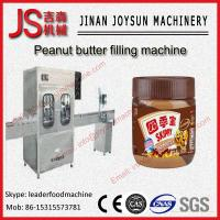 Buy cheap Food , Chemical Peanut Butter Filling Machine Automatic 1.5KW from wholesalers