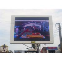Wholesale P10 Outdoor Colorful Digital Advertising Billboard High Resolution from china suppliers