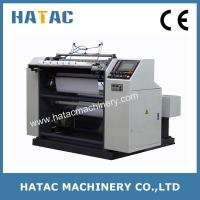 Quality Thermal Printer Paper Roll Slitting and Rewinding Machinery for sale