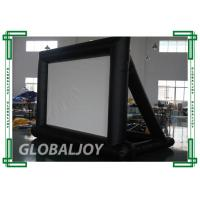 Wholesale PVC Waterproof inflatable movie screen rental , Inflatable Advertising Screen from china suppliers