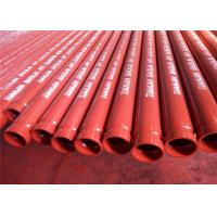 Wholesale ASTM A795 A53 FIREWORKS Steel Pipe Groove ends Plain ends Metal Steel Pipe from china suppliers