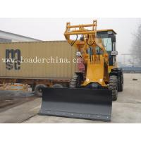 Wholesale 0.8T Front end loader ZL08F from china suppliers
