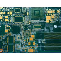 Wholesale 1.6mm FR4 Quick Turn PCB with ENIG surface finish for industrial control from china suppliers