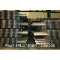 Wholesale 10# 20# 16Mn 20G 12Cr1MoVG H Fin / HH Fin Welded Heat Exchanger Tubes from china suppliers