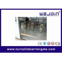 Wholesale Professional Metro / Subway Turnstile Barrier Gate with 304 Stainless Steel Housing from china suppliers