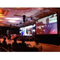 Wholesale Stage Curved Full Color Rental LED Display from china suppliers