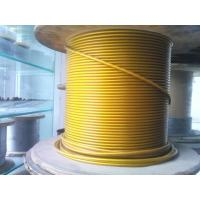 Wholesale Galvanised PVC Coated Steel Wire Rope T/S 1770 Mpa Dia 1.5MM 2MM 2.5MM 3MM from china suppliers