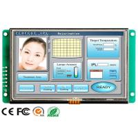 Wholesale 65k Color 5.0 Inch Tft Color LCD Module , High Resolution Sunlight Readable Lcd Monitor from china suppliers