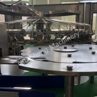 Buy cheap Large Scale Auto Water Filling Machine High Filling Speed For Pure/Mineral Water from wholesalers