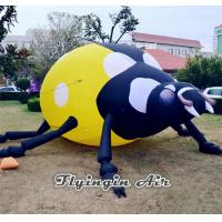 Wholesale Customized Giant Inflatable Grass Beetle for Zoo and Amusement Park Decor from china suppliers