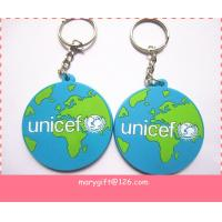 Wholesale custom 2d/3d promotion soft pvc key ring/soft pvc keychain from china suppliers