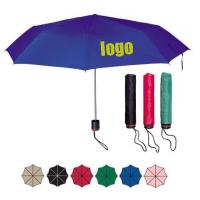 "Wholesale Super Mini Telescopic Folding Umbrella - 43"" from china suppliers"