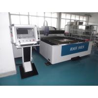 Wholesale Sheet Metal CNC Laser Cutting Machine For Stainless Steel , Fiber Laser Cutting Machine from china suppliers