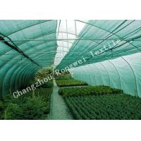 Wholesale High Density Polyethylene HDPE Agriculture Shade Net with UV Resistance Treatment from china suppliers