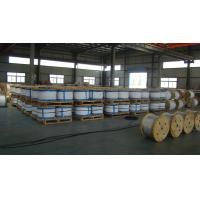 Quality Class A 1 2 Inch Galvanized Steel Cable For Galvanized Barrier Cable for sale