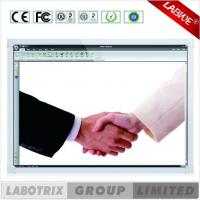 Wholesale electronic USB Interactive Whiteboard For Teaching / Stand Whiteboard from china suppliers