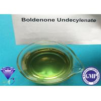 Wholesale Yellow Liquid Boldenone Steroid Boldenone Undecylenate Equipoise CAS 13103-34-9 from china suppliers