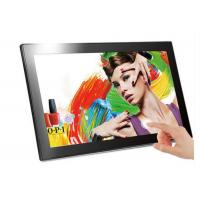 Wholesale TFT video Portable digital photo frame 1080p support USB HDD from china suppliers