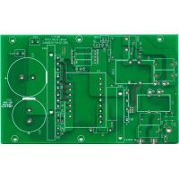 Wholesale Gold Plating Double Side PCB Blank Board OEM Manufactur with 1 oz 35um Copper from china suppliers