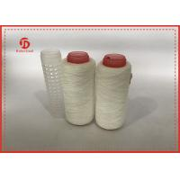 Wholesale Plastic Tube 100% Ring Spun Polyester Yarn 20s/2 30s/2 40s/2 from china suppliers
