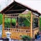 Buy cheap Bamboo Pavilion from wholesalers