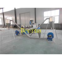 Wholesale High Capacity Plastic Pelletizer Machine For PVC Granules 150 - 300kg/hr from china suppliers