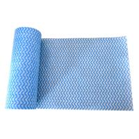 Wholesale Soft Spunlace Nonwoven Home Clean Towel Roll for Auto Car Cleaning from china suppliers